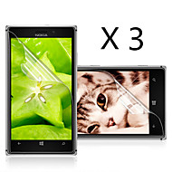 (2 Pcs) High Definition Screen Protector for Nokia Lumia 925