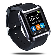 Bluetooth3.0 slimme horloge stappenteller slaap te monitoren sync oproep boodschap voor Android-telefoon