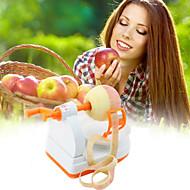 fournitures de cuisine pomme peeling machine a coupé le mac (acier inoxydable)