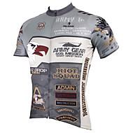 PALADIN® Cykeltrøje Herre Kort Ærme CykelÅndbart / Hurtigtørrende / Ultraviolet Resistent / Reducerer gnavesår / Komprimering /