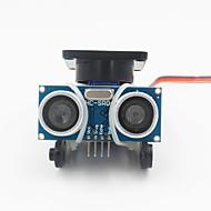 ultralyd avstandsmåle transdusermodul kit m / 9g servo - svart