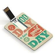 64 GB es ist ein guter Tag, Design-Karte USB-Stick