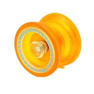 K1 ABS Material Professional The Yo-Yo-Orange/Transparent