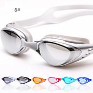 Antifog Swimming Glasses/Ploycarbonate Antifog Coating Multi Color