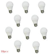 10kpl 3W E27 8xsmd5630 450lm led maapallo sipulit led lamput (220v)