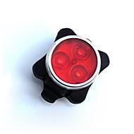 Cykellys Forlygte til cykel Baglygte til cykel LED - Cykling Vanntett Genopladelig 160 Lumen USBCamping/Vandring/Grotte Udforskning
