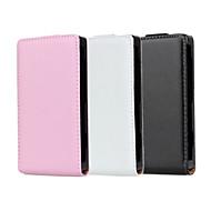 Voor Nokia hoesje Flip hoesje Volledige behuizing hoesje Effen kleur Hard PU-leer NokiaNokia Lumia 1020 / Nokia Lumia 950 / Nokia Lumia