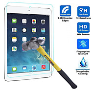 Tempered Glass Screen Protector with Microfiber Cloth for iPad 6 (iPad Air 2)