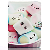 Special Design 3D Pattern PU Leather Full Body Case with Stand for iPad Air