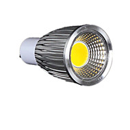 7W GU10 LED-spotlys MR16 COB 500-550 lm Varm hvid / Kold hvid Justérbar lysstyrke AC 220-240 / AC 110-130 V 1 stk.