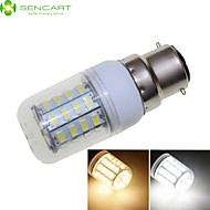 GU10/E14/B22/E27 8W 40x5630SMD 1600LM 3500K 6000K Warm White/Cool White Decorative Corn Bulbs  AC110-240V