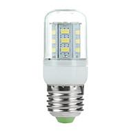 E27 2.5W 300lm 24-SMD 5730 LED Light Corn Lamp (220V~240V)