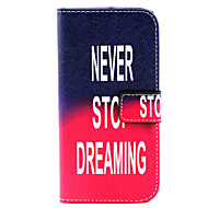 Asuka Pattern PU Leather Material Card Full Body Case for Samsung Galaxy S6 edge /Galaxy S4 /Galaxy S6 / S5 / S3