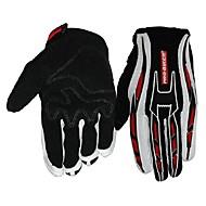 Γάντια Μοτοσυκλέτας Ολόκληρο το Δάχτυλο Νάιλον/Λίκρα M/Μ/XL Κόκκινο/Μαύρο/Μπλε/Πορτοκαλί
