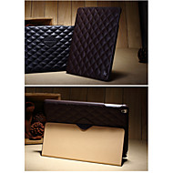 JISONCASE® Pure Manual About Rhombus On the Back of the Buckle Case for Ipad Mini 1/2/3(Assorted Colors)