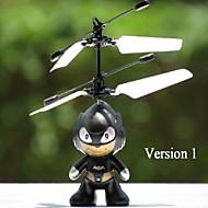 2015 nye søde spaceman legetøj hy830 rc flyvning robot, fjernbetjening drone usb opladning ledning inkluderet