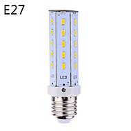 E14/E26/E27 12W 32*5630 SMD 1080LM Warm White/Cool White LED Corn Bulbs AC 100-240 V