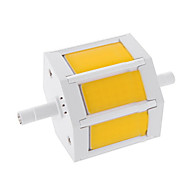 10W R7S LED-kolbepærer T 3 COB 650-750 lm Varm hvid / Kold hvid AC 85-265 V 1 stk.