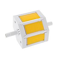 10W R7S LED Mais-Birnen T 3 COB 650-750 lm Warmes Weiß / Kühles Weiß AC 85-265 V 1 Stück