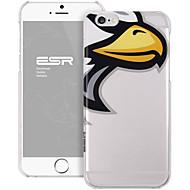 のために iPhone 6ケース / iPhone 6 Plusケース パターン ケース バックカバー ケース カトゥーン ハード PC iPhone 6s Plus/6 Plus / iPhone 6s/6