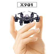 MJX X901 nano rc quadcopter drone 2.4g mini telecomando drone una chiave Flip 3D elicottero 6 assi rtf