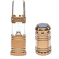 Solar wiederaufladbare LED-kampierende Laterne Notfall-Handy-Ladegerät hellsten und einzigartigen Wander Laterne