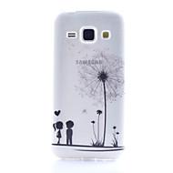 Na Samsung Galaxy Etui Wzór Kılıf Etui na tył Kılıf Dmuchawiec TPU Samsung J1 / Grand Prime / Core Prime / Core 2 / Alpha / Ace 4