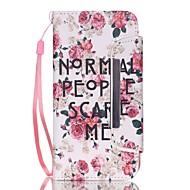 EFORCASE Ordinary People Split Lanyard Painted PU Phone Case for Galaxy S6 edge S6 S5 S4 S3 S5 mini S4 mini