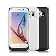 4000mAh externe bewegliche Unterstützungsbatterie für Samsung-Galaxie s6edge (verschiedene Farben)