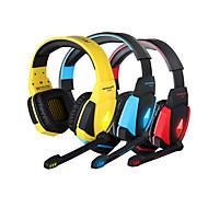 kotion cada G4000 usb fone de ouvido com microfone jogo versão para PC