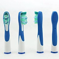 4pcs A Set Replacement Electric Toothbrush Heads Soft-bristled SONIC SR18A.12A for Oral B
