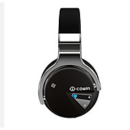 auricular inalámbrico bluetooth montado en la cabeza de música estéreo de reducción de ruido del ordenador e7