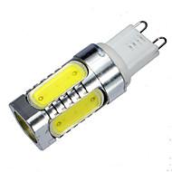 10W G9 LED betűzős izzók MR11 5 COB 900 lm Meleg fehér / Hideg fehér Dekoratív AC 100-240 V 5 db.