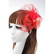 Fascinators (Blonde) - Bryllup / Party