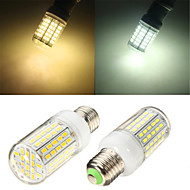 1 pcs E26/E27 20 W 96 SMD 5730 1850 LM Warm White / Cool White B Decorative Corn Bulbs AC 220-240 V