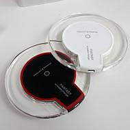 samsung galaxy iphone lg nokia için qi kablosuz şarj cihazı pad