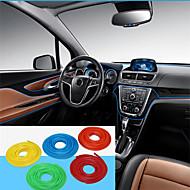 Car Sticker Decoration Thread Stickers Auto Styling Indoor Automotive Interior Decoration Line 5M/pcs