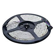 JIAWEN® Waterproof 5M 300-3528 SMD RGB LED Strip Light (DC 12V /5M)