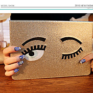Charming Big Eyes Protective Case Cover for iPad 2/3/4(Assorted Colors)