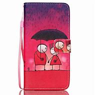 Mert Samsung Galaxy Note Kártyatartó / Pénztárca / Állvánnyal / Flip Case Teljes védelem Case Rajzfilmfigura Műbőr Samsung Note 5 / Note 4