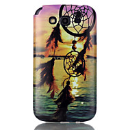 For Samsung Galaxy Case Pattern Case Back Cover Case Dream Catcher TPU Samsung Grand Neo