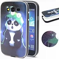 Mert Samsung Galaxy tok Minta Case Hátlap Case Állat TPU Samsung Grand Neo / Grand