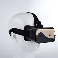 diy 3d karton iphone 6 için sanal gerçeklik gözlük& 6 artı / not 4 / s5 vb 4.3 inç - 6.3 inç akıllı telefon