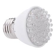 2W E26/E27 Lampy szklarniowe LED 38 High Power LED 100lm lm Czerwony / Niebieski Dekoracyjna AC 220-240 V 1 sztuka