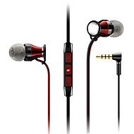 nyeste originale hifi in-ear øretelefon støj isolation bas stereo sport mode headset fjernbetjening&mic til iPhone 6 / 6plus