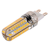 YWXLight G9 10 W 72 SMD 2835 1000 LM Warm White / Cool White Dimmable Corn Bulbs AC 220-240 V