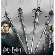 Harry Potter Magic Wand  Pendant Necklace