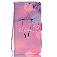 Embossed Coloured Drawing or Pattern Fission PU Leather for Samsung S3/S3 mini/S4/S4 mini/S5/S5mini/S6/S6edge/S6edgePlus