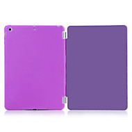 The Colorful Silicone Holster Dormancy Protection Case for iPad Air (Assorted Color)