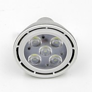 1pcs GU10/E26/E27 5W 5PCS SMD 450LM Warm White / Cool White / Natural White G50 Dimmable Spot LightsAC85-265V